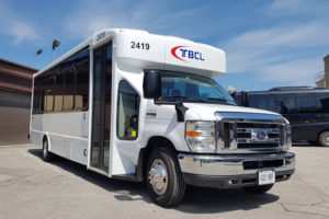 Tour bus rental toronto