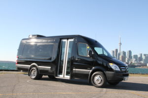 Toronto Bus for Rent