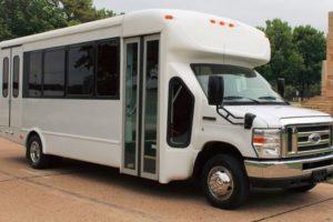 Wheelchair Accessible Bus.